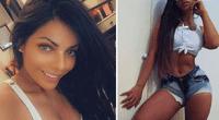Suzy Cortez volvió a retar a la censura en Instagram.
