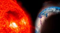 Científicos alertaron sobre la posibilidad de una poderosa tormenta solar de gran magnitud que podría afectar a todo el planeta
