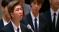 Los integrantes de la famosa banda de K-pop BTS se ganaron el aplauso de todos tras su discurso en la ONU