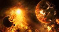 Científicos japonenes el número de años en el que será la autodestrucción del universo.