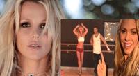 Britney Spears sorprendió a seguidores bailando salsa por primera vez