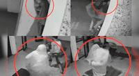 Captura del video de seguridad