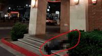 Fotografía de la entrada del restaurante.