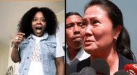 Keiko Fujimori está tras las rejas y sus mayores críticos celebran su cruel destino a punta de retos #challenge.