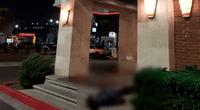 Internautas expresaron su indignación por polémico adorno de restaurante