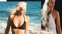 Yazemeenah Rossies una modelo de 63 años que ha sorprendido a miles por su espectacular figura