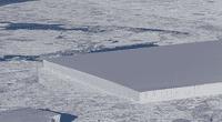 El insólito hallazgo de este misterioso iceberg ha desconcertado a miles de internautas