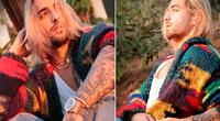 Maluma se conviertió en blanco de burlas y memes tras mostrar su cambio de look