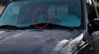 Joven asegura que ahora su camioneta está embrujada y lo demostró con un video