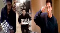 Tras ser comparado con un ladrón, actor David Schwimmer envió un divertido video para la policía.