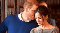 """Príncipe Harry y su """"traviesa"""" caricia a Meghan Markle, paparazzis lo dejaron expuesto."""