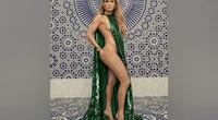 """Jennifer López revela cómo luce su derrier sin """"photoshop"""" y calla a sus críticos."""