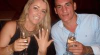 Cathrina Cahill acuchilló a su prometido David Walsh.