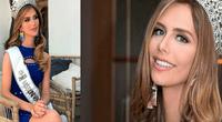 Miss España volvió a generar polémica tras filtrase una foto en la que deja ver su rostro al natural