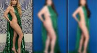 Jennifer López se desnuda a sus 49 años e inspira a mujeres para recrear su sexy foto.