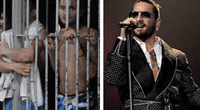 Reguetón de Maluma y Bud Bunny sirve para torturar en cárceles; según los presos.