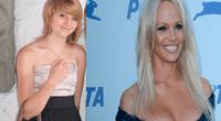 Celina Centino, de 24 años, gastó una fortuna para parecerse a famosa actriz Pamela Anderson