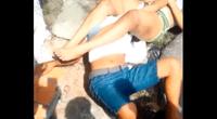 Delincuente terminó arrepentido luego de intentar quitarle el celular a joven practicante de Jiu-Jitsu