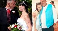 Samantha y Andy tenían pocos meses de casado cuando empezó a salir con la niñera.