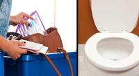 ¿Por que las bandejas del aeropuerto tienen más virus que los baños?