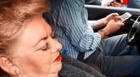 La difusión del bochornoso momento de la cantante generó polémica en las redes sociales