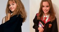 Emmie Allan, una niña de 9 años, ha causado furor en las redes por su impresionante parecido con Hermione Granger