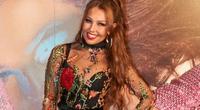Thalía volvió a ser blanco de burlas y críticas tras su insólita acción al ver que su asiento de cine estaba sucio