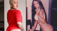 Fan de Kim Kardashian gastó 15 mil dólares para tener su trasero, pero cirugía se le infectó.
