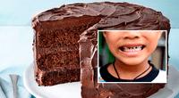 Cada año la cifra de niños que tienen todos sus dientes extraídos aumenta.