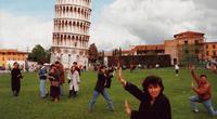 La Torre de Pisa es más famosa por sus fotos que por su historia.