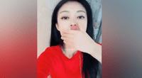 Chica se vuelve viral al presumir sus increíbles trucos con su lengua larga.