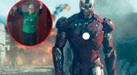 Los fans de Marvel aplaudieron este gesto heroico. Foto: Web.