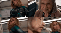 Skrull habría sido captada en otra película. Foto: Web.