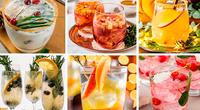 El Pisco Sour y el daiquiri son dos buenas opciones de tragos refrescantes para brindar en Año Nuevo