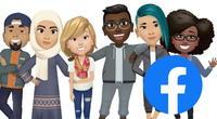 Facebook Avatars llega para competir con los Bitmoji de Snapchat y los Memoji de Apple.