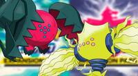 Pokémon Legendarios de DLC Crown Tundra