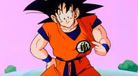 Dragon Ball, qué significan los símbolos que Gokú y Kaiosama llevan en su uniforme