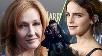 JK Rowling Emma Watson