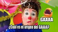 """La beba army: Esta la historia del origen del """"gaaa"""""""