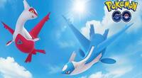 Latios y Latias de Pokémon Go