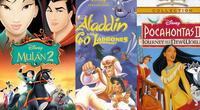 Secuelas de Disney Princesas que no sabias que existían
