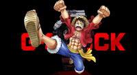 One Piece Reloj G SHock