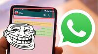 Fallo en WhatsApp impide ver la última hora de conexión.