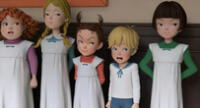 Revelan primeras imágenes de la nueva película animada en 3D de Studio Ghibli  (GALERÍA)