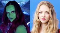 Amanda Seyfried revela insólita razón por la que no quiso ser Gamora en Guardianes de la Galaxia