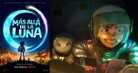 """Netflix estrena tráiler de """"Más allá de la Luna"""", su nueva película animada (VIDEO)"""