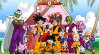 Dragon Ball, Majin Buu se enamoró y tuvo un hijo en la historia alternativa creada por Akira Toriyama (FOTOS)