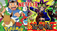 Pokémon Sol y Luna, Yu-Gi-Oh! y más: conoce los estreno anime en Netflix para julio 2020