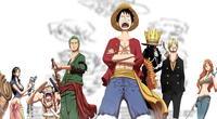 Creador de One Piece dibuja con los dientes a sus personajes