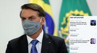 Bolsonaro da positivo en la prueba de coronavirus
